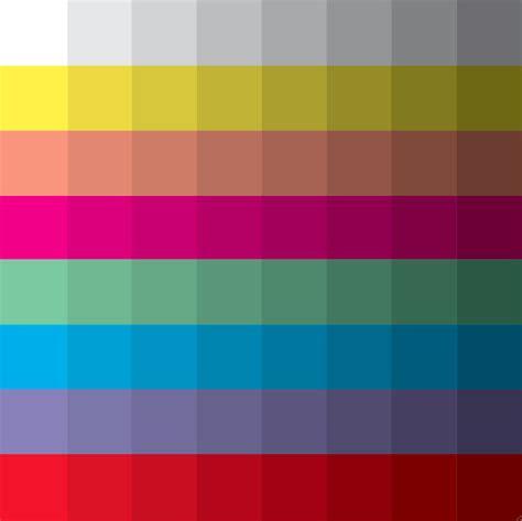 color scale color value scale dimsumplum