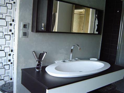 cuisine mur meuble vasque photo 6 8 meubles de salle de bain sur