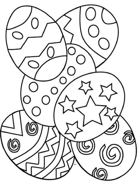 easter coloring pages  childrens printable