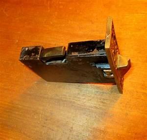 Entry Mortise Lock Russell Erwin Door Hardware Circa 1870