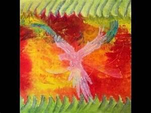 Comment Encadrer Une Toile : comment cr er une toile abstraite acrylique 2 youtube ~ Voncanada.com Idées de Décoration