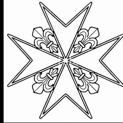 Maltese Cross Tattoo Malta Drawing Designs Tattoos