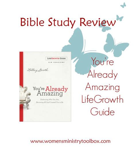ministry bible study amazing guide already toolbox womens re womensministrytoolbox leader