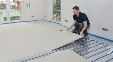 Platten Für Fussbodenheizung by водяной теплый пол без стяжки Greengo House