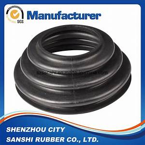 China Automobile Wire Harness Rubber Cover Bellows