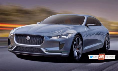 Explore features mileage reviews videos with on road prices for jaguar xj. 2022 Jaguar XJ: new illustration... - CAR ON REPIYU