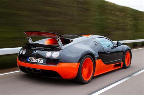 Million Pound Bugatti Veyron Supercar Recall