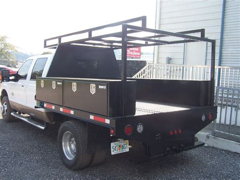 truck bed custom truck beds trailers trailers for sale