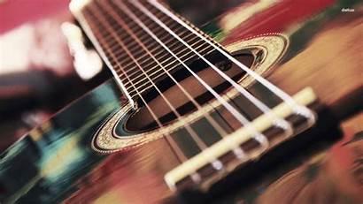 Guitar Desktop Acoustic Strings Getwallpapers