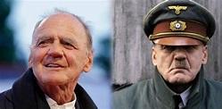 Actor Bruno Ganz, who played Hitler, dies at 77