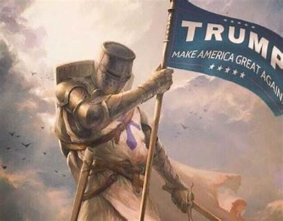 Trump Isis War Holy Pro Supporters Calls