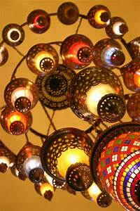 Turkish oriental lamps