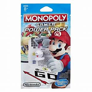 Monopoly Gamer Power Pack Ecomm Bundle  1 Including