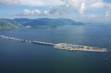 hong kong macau bridge hong kong zhuhai macau bridge to open in q2 of 2018 news