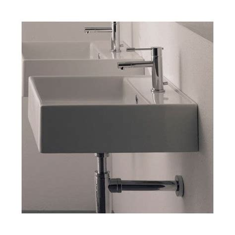 1000 ideas about wall mounted bathroom sinks on pinterest