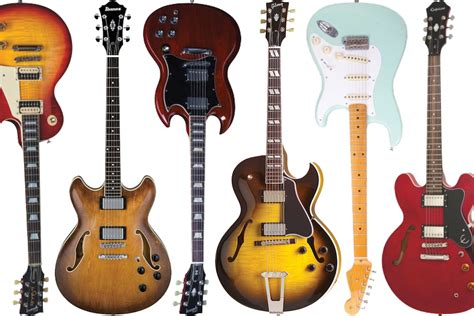 How Guitar Body Style Affects Your Tone