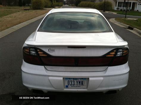 2000 Pontiac Bonneville Sle Sedan 4 Door 3 8l