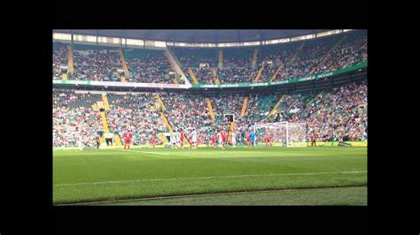 Aberdeen FC vs. Celtic FC @ Celtic Park Fan Footage - YouTube