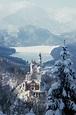 Neuschwanstein (aka Cinderella) Castle, Germany (With ...