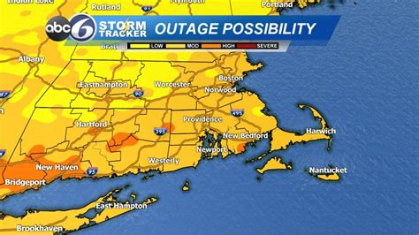 ABC6 Storm Trackers: Power outage forecast   ABC6