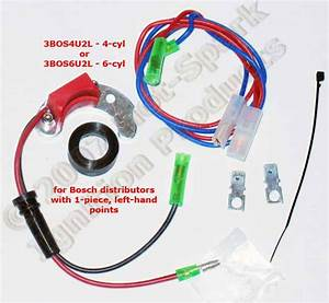 Electronic Ignition Conversion Kits For Volvo 1800 Series  140  144  240  Saab