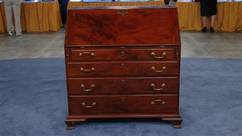 desk for sale san diego 1798 thomas howard chippendale slant front desk antiques
