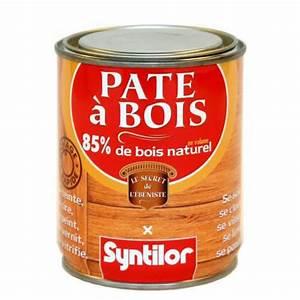 pate a bois exterieur resine de protection pour peinture With pate a bois exterieur