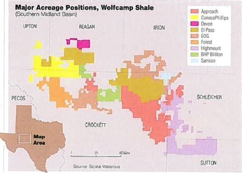 Regional Spotlight: Wolfcamp Shale | The Champion Group ...