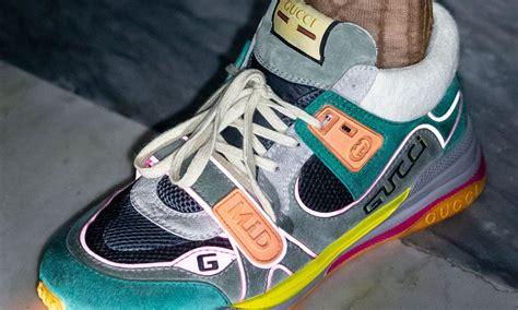 gucci channels sportswear cruise sneakers