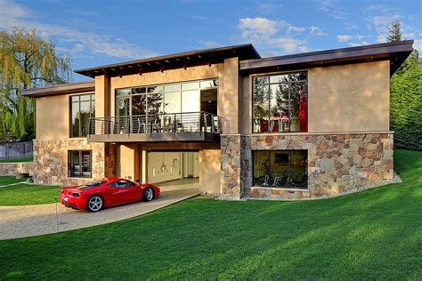 home with car 4 million 2 bedroom 2 5 bathroom house w 16 car garage is ideal automotive enthusiast haven