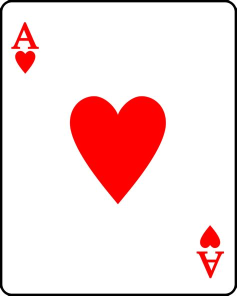 hearts card file playing card heart a svg wikipedia