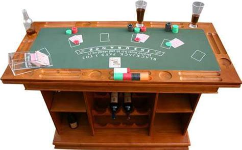 card and game tables 4 1 games table solid wood with built in bar nepean ottawa