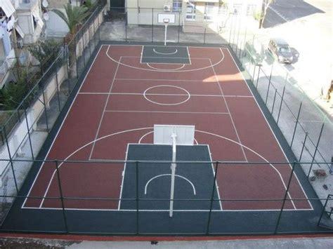 basketbol sahasi yapimi hakan panel cit tel cit