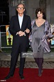 Actor Bill Nighy and wife Diana Quick attends the world ...