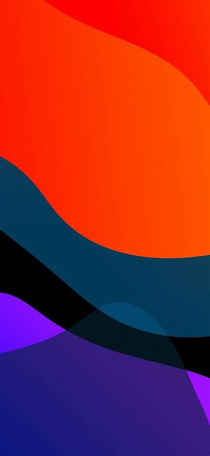 Ios Wallpapers Iphone Geometric Fondos Phone Cool