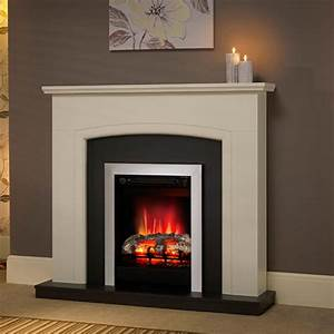 bargain deals be modern hayden 46quot fireplace suite With 3 benefits of choosing modern electric fireplace