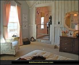 Horse Theme Girls Bedroom Decorating Ideas