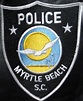 Myrtle Beach SC PD | Police badge, Police, Police patches