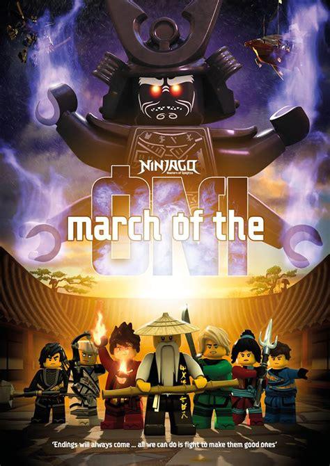 lego ninjago march   oni teaser images  brick fan