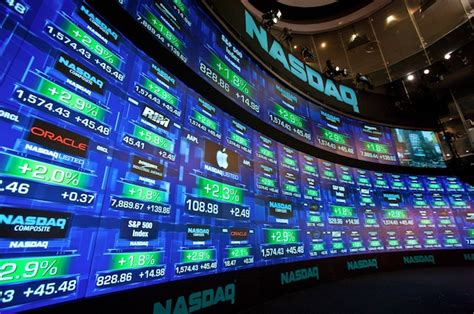 NASDAQ Composite (.IXIC) - Wall Street surges on Biden ...