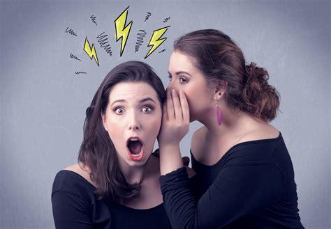 people gossip         doesnt