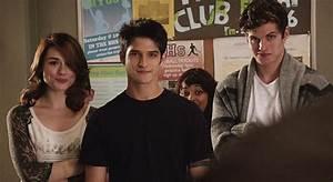 Crystal Reed (Allison) , Tyler Posey (Scott) , & Daniel ...