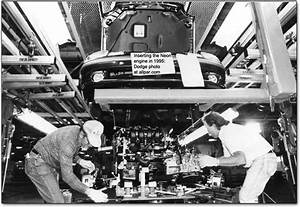 Chrysler 2 0 Liter Engines  Used Mainly In Dodge Neons