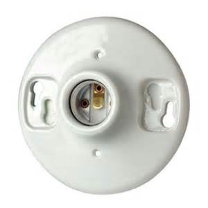 leviton porcelain keyless l holder r50 09875 000 at the