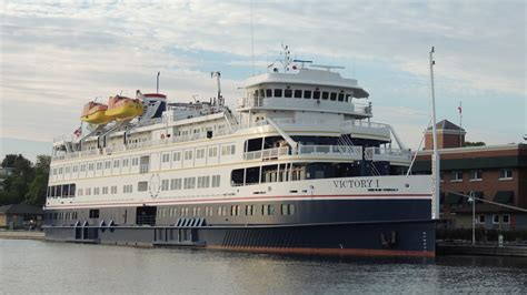 vantage travel victory cruise lines youtube