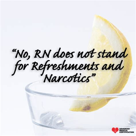 What Does Rns Stand For In Shares by 20 Nursing Quotes To Make You Laugh