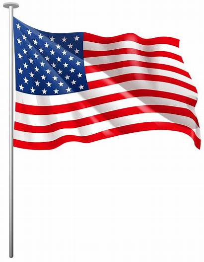 Flag Clip Clipart American Wikiclipart