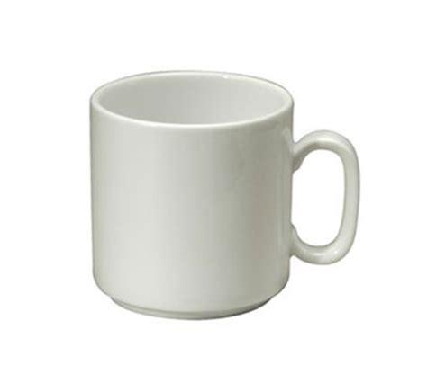 foto de Oneida R4220000560 9 oz Stackable Mug Royale Undecorated