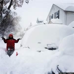 Buffalo New York Snow Storm 2014