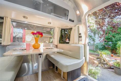 Decorating Ideas Rv by Decorating Ideas For Your Airstream Rv Trailer And More